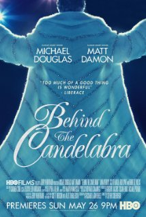 Behind the Candelabre